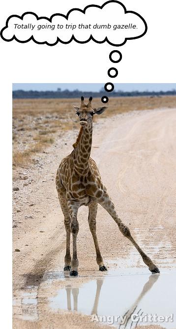 Giraffe Trip