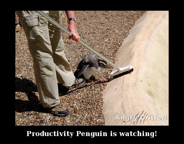 Productivity Penguin