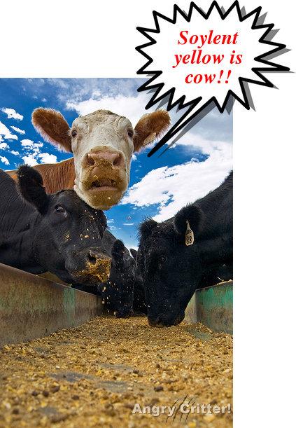 soylent cow